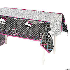 Monster High™ Paper Tablecloth