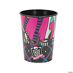 Monster High™ Plastic Tumblers