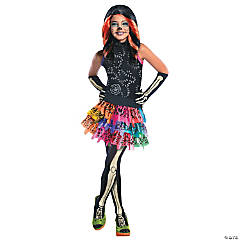 Monster High Skelta Calaveras Costume for Girls