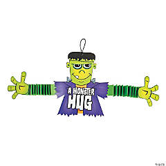Monster Hug Accordion Sign Craft Kit