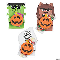 Monster Hugging Treat Holder Craft Kit