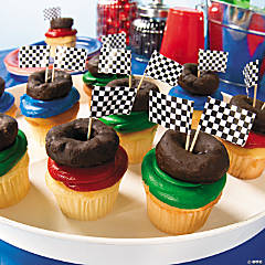 Monster Truck Cupcakes Recipe