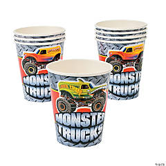 Monster Trucks Cups