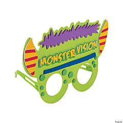 Monster Vision Glasses Craft Kit