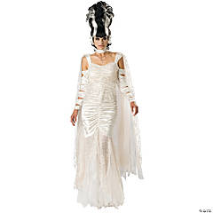Monsters Bride Elite Adult Women's Costume