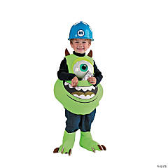 Monsters Inc. Mike Candy Catcher Kid's Costume