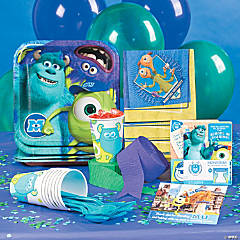 Monsters University Basic Party Pack