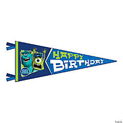 Monsters University™ Birthday Banner
