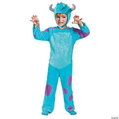 Monsters University Classic Sully Toddler Costume For Boys