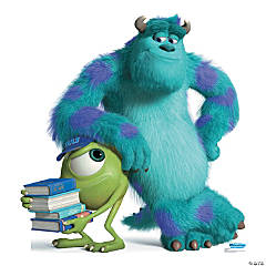 Monsters University Mike & Sulley Stand-Up