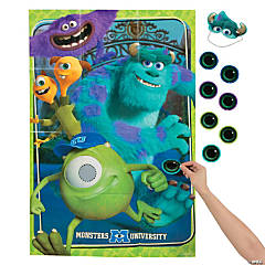 Monsters University Party Game