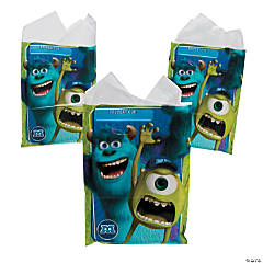Monsters University Treat Bags