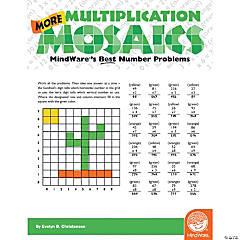More Multiplication Mosaics