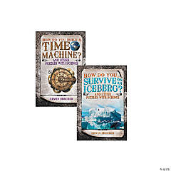 More Mysteries of the Universe Books: Set of 2