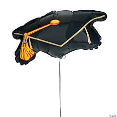 Mortar Board Mylar Balloons