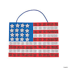 Mosaic Flag Craft Kit