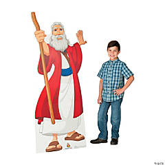 Moses Cardboard Stand-Up