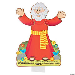 Moses Puppet Craft Kit