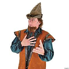 Moss Green Robin Hood Hat
