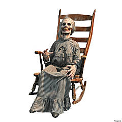 Mother Prop Halloween Décor
