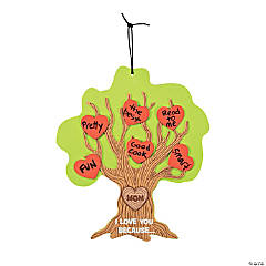 Mother's Day Tree Sign Craft Kit