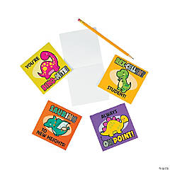 Motivational Dinosaur Notepads
