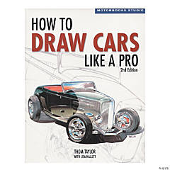 Motorbooks How To Draw Cars Like A Pro