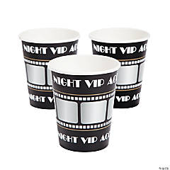 Movie Night Cups