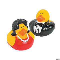 Movie Night Rubber Duckies