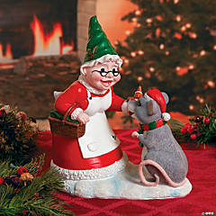 Mrs. Claus Gnome
