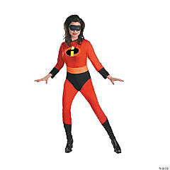 Mrs. Incredible Adult Women's Costume