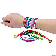 Multi-Color Friendship Bracelets