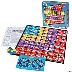 Multifactor Math Game