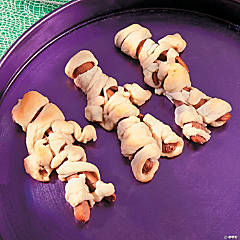 Mummy Hotdogs Halloween Recipe