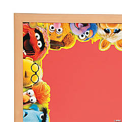 Muppets Wide Bulletin Board Borders