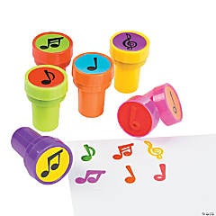 Music Note Stampers
