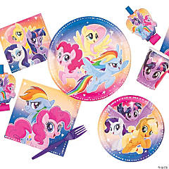 My Little Pony Magic Party Supplies