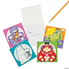 My Monster & Me Notepads