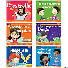 MySELF Readers: I Believe in Myself, Small Book, Spanish, Set of 6