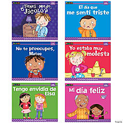 MySELF Readers: I Have Feelings, Small Book, Spanish, Set of 6