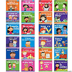 MySELF Readers Set, Spanish, Set of 24