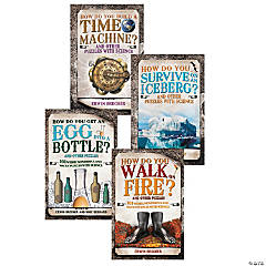 Mysteries of the Universe Books: Set of 4