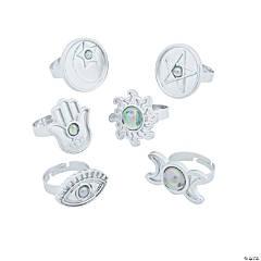 Mystic Charm Rings