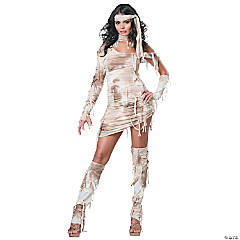 Mystical Mummy Costume for Women