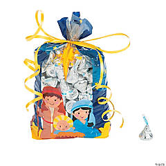 Nativity Cellophane Bags