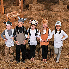 Nativity Costume Party Pack