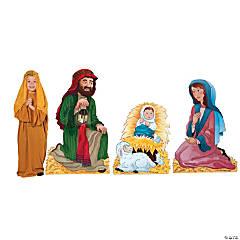 Nativity Family Cardboard Stand-Ups
