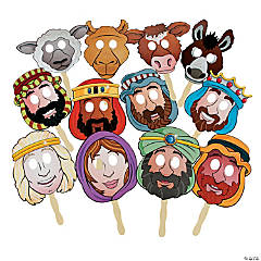 Nativity Masks