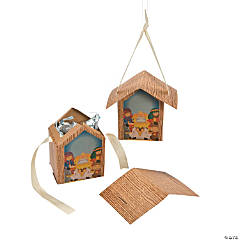 Nativity Ornament Favor Boxes