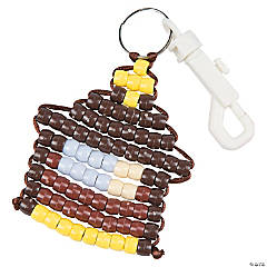 Nativity Pony Bead Clip Craft Kit
